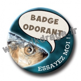 Badge Made in DK Odorant 38mm