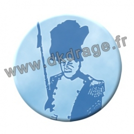 Badge Made in DK Cô-Pinard 38mm