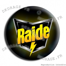 Badge Made in DK RAIDE