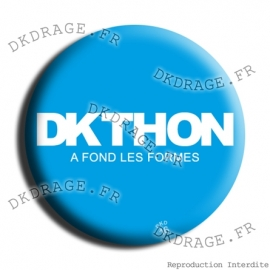 Badge Made in DK DK'THON