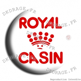 Badge Made in DK Royal Casin