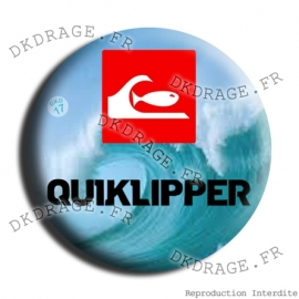 Badge Made in DK Quiklipper