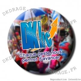 Badge Asso DKLIC version Carna
