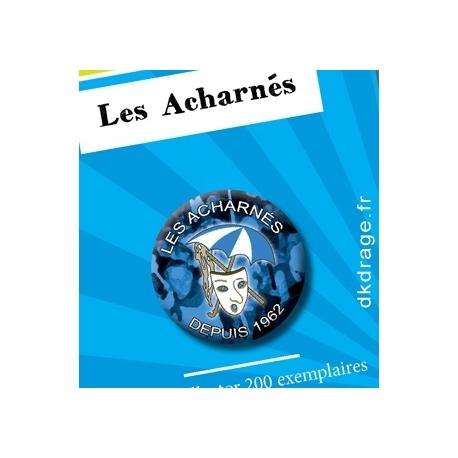 Badge Les Acharnés