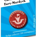 Badge Les Corsaires de Fort-Mardyck