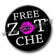 Badge / Magnet Free Zot'che