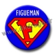 Badge / Magnet FIGUEMAN