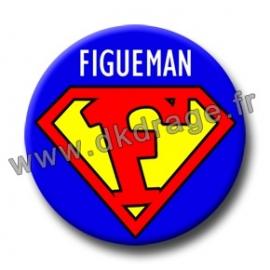 Badge / Magnet FIGUEMAN
