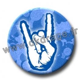 Badge / Magnet Rock