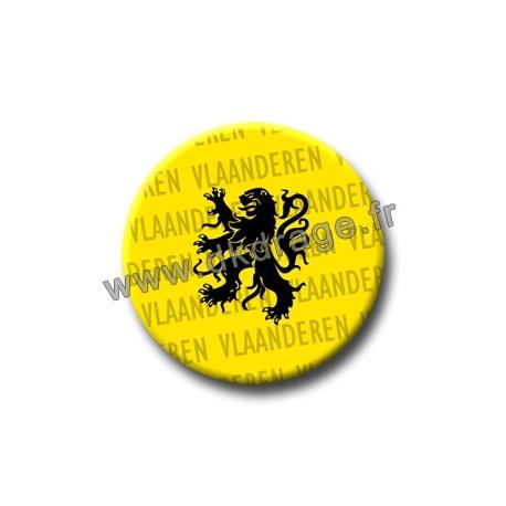 Badge / Magnet Flandre / Vlaanderen