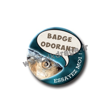 Badge / Magnet Odorant 38mm
