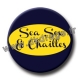 Badge / Magnet Sea Sex & Chailles 38mm