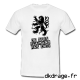 T-shirt Flamand pas Chti