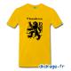 Tshirt Vlaanderen Flandres