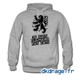 Sweat Flamand pas Chti