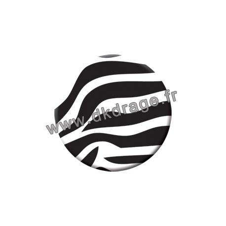 Badge Zèbre