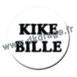 Badge / Magnet KIKEBILLE 38mm