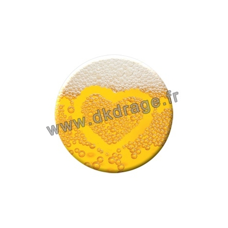 Badge / Magnet Amour de pinte 38mm