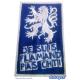 Ecusson brodé Flamand pas Chti