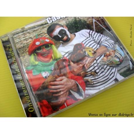 Casquelourd - 2ème album