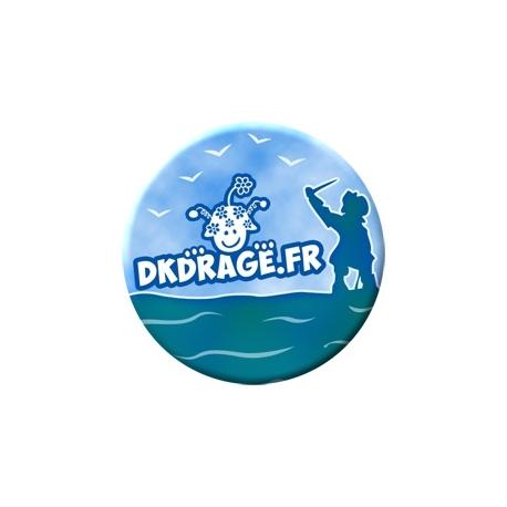 Badge DK'DRAGE 38mm
