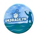 Badge / Magnet DK'DRAGE 38mm