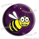 Badge L'abeille