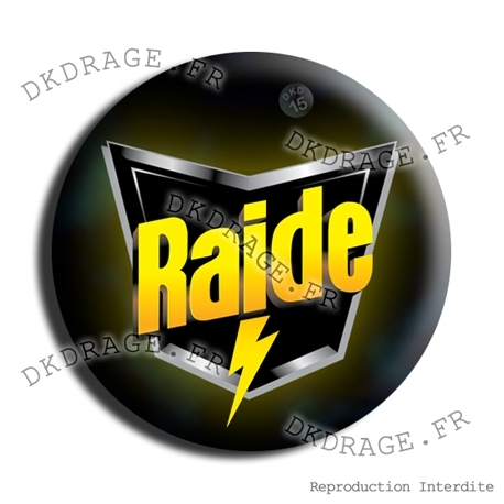 Badge RAIDE