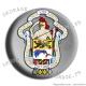 Badge Grandes armes de Dunkerque