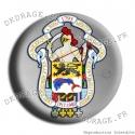 Badge / Magnet Grandes armes de Dunkerque