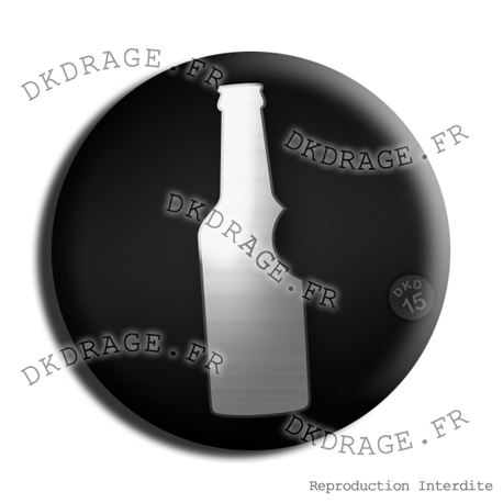 Badge Bottle