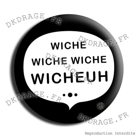 Badge DK'Lé