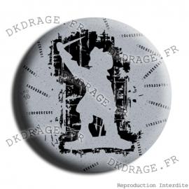Badge / Magnet Jean Bart