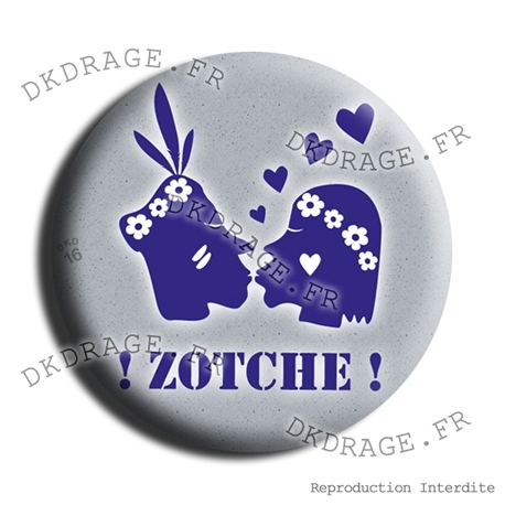 Badge Le Zotche