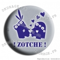 Badge / Magnet Le Zotche