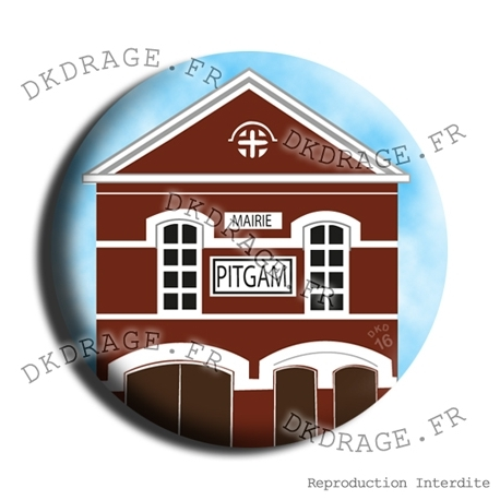 Badge Pitgam