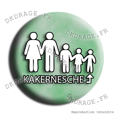 Badge Kakernesche