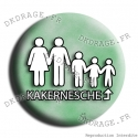 Badge / Magnet Kakernesche