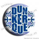 Badge / Magnet DUN-KER-QUE