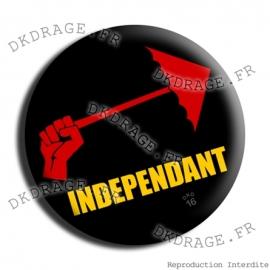 Badge Indépendant