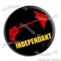 Badge / Magnet Indépendant