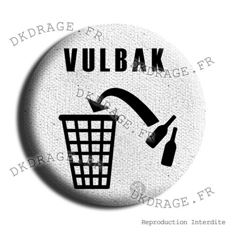 Badge Vulbak