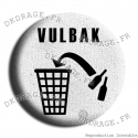 Badge / Magnet Vulbak