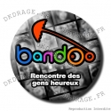 Badge / Magnet Bandoo