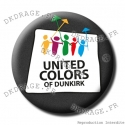 Badge / Magnet United Colors of Dunkirk
