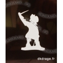 Sticker Jean Bart Blanc