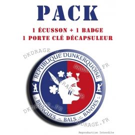 Pack République Dunkerquoise
