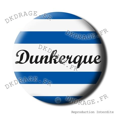 Badge / Magnet Dunkerque