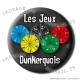 Badge / Magnet Jeux Dunkerquois