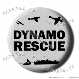 Badge / Magnet Dynamo Rescue